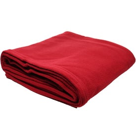 Eco Fleece Blanket for Your Organization