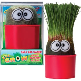 Eco-Grow Planter with Your Slogan