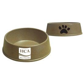 Eco Pet Bowl for Marketing