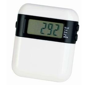 Customized Eco Solar Pedometer