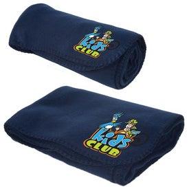 Imprinted Econo Blanket - 200GSM