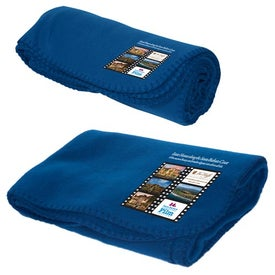 Econo Blanket - 200GSM Printed with Your Logo