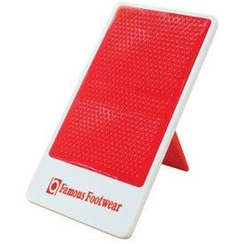 Custom Econo Media Lounger Phone Stand