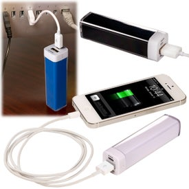 Econo Mobile Charger for Advertising