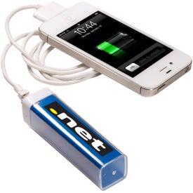 Imprinted Econo Mobile Charger