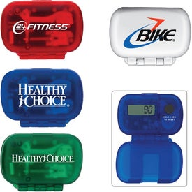 Company Economiser Step Counter Pedometer