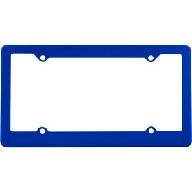 Economy License Plate Frame for Your Organization