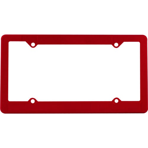 promotional economy license plate frames with custom logo for 070 ea