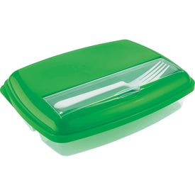 Economy Lunch Box with Your Logo