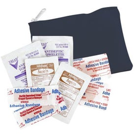 Printed Economy First Aid Kit with Internal Meds