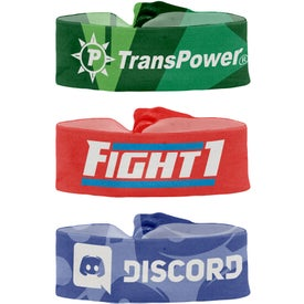 Elastic Fold-Over Wristbands (Unisex)