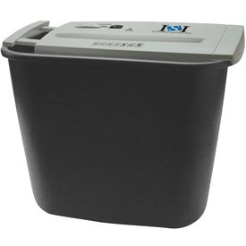 Electronic Paper Shredder for Advertising