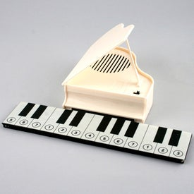 Imprinted Electronic Piano