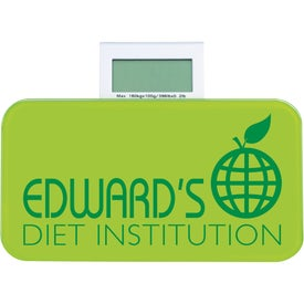 Electronic Portable Scale with Your Slogan