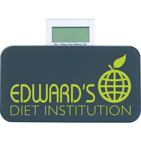Monogrammed Electronic Portable Scale