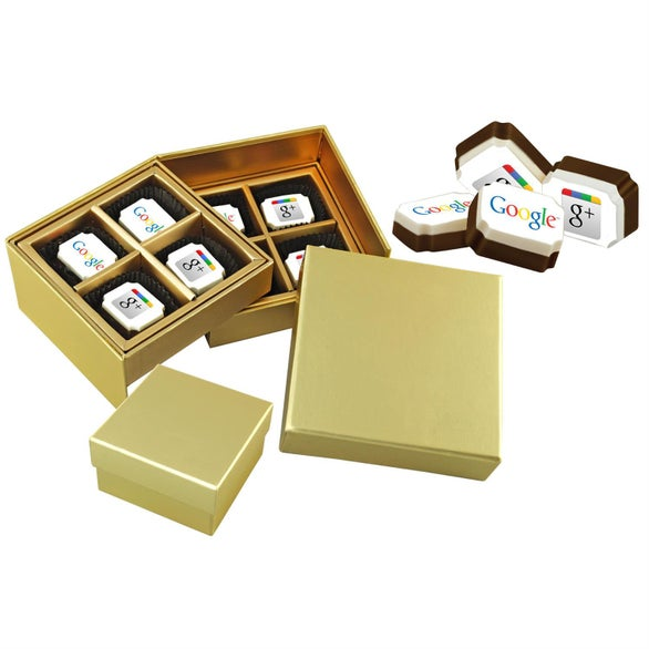 Elegant Chocolate Gift Set