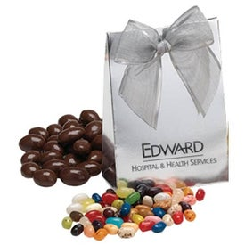 Branded Elite Gift Box with Gourmet Fills