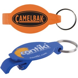 Elliptical Beverage Wrench with Your Slogan
