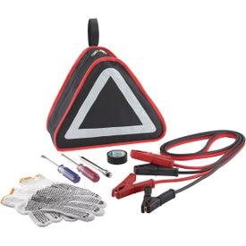 Monogrammed Emergency Auto Kit