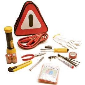 Imprinted Emergency Auto Tool Kit