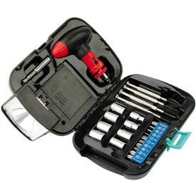 Emergency Flashlight Tool Kit for Marketing