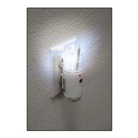 Imprinted Emergency Night Light