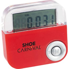 Emperor Pedometer for Promotion