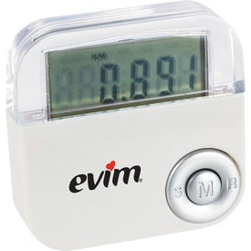 Emperor Pedometer for Your Church