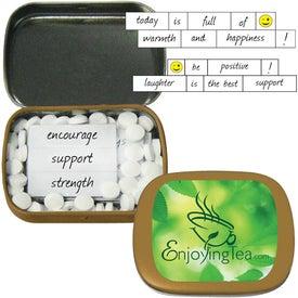 Imprinted Encouraging Mints