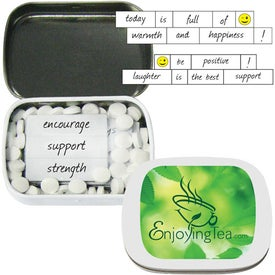 Customized Encouraging Mints