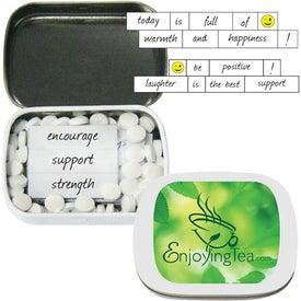 Customized Encouraging Mints