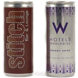 Monogrammed Energy Drink
