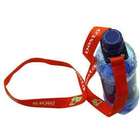Environmentally Friendly Deluxe Water Bottle Holders for Your Organization