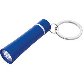 Monogrammed Envoy Aluminum LED Key Light