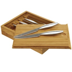 Personalized Epicurean Knife Set