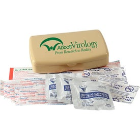 Advertising Express First Aid Kit - Recycled