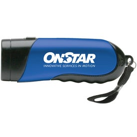 Ergonomic LED flashlight for Your Organization