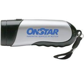 Ergonomic LED flashlight for Your Church