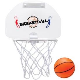 Executive Basketball Hoop