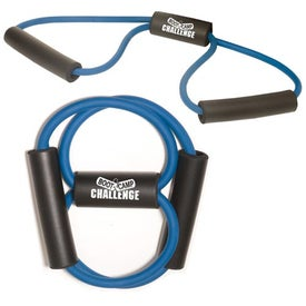 Custom Exercise Band Branded with Your Logo