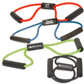 Printed Compact Exercise Band