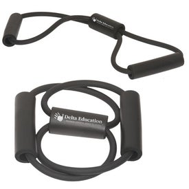 Monogrammed Compact Exercise Band