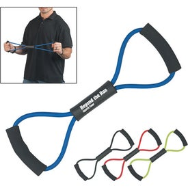 Imprinted Exercise Stretch Band