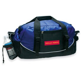 Expandable Sports Duffle Bag Printed with Your Logo