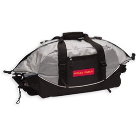 Expandable Sports Duffle Bag