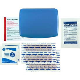 Printed Express First Aid Kit