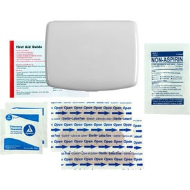 Express First Aid Kit Printed with Your Logo
