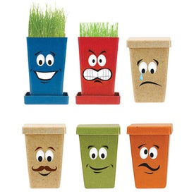 Expression Planter (Full Color Logo)