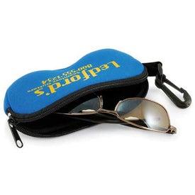 Eyeglass Case Neoprene for Promotion