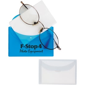 Eyeglass Cleaner and Case